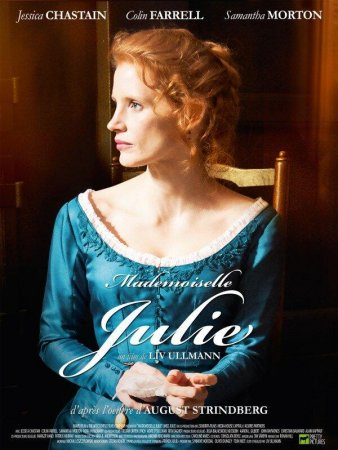 Jessica Chastain toys with Colin Farrell in 'Miss Julie' trailer