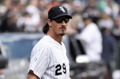 Jeff Samardzija shines in possible final Chicago White Sox start