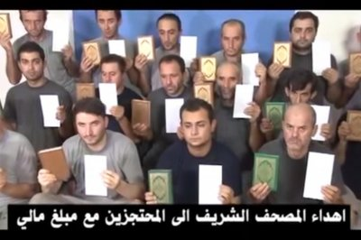Iraqi Shiite militant group releases remaining 16 captured Turkish workers