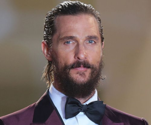 Matthew McConaughey may star in Stephen King's 'The Dark Tower'