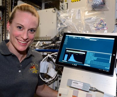 NASA successfully sequences DNA in space