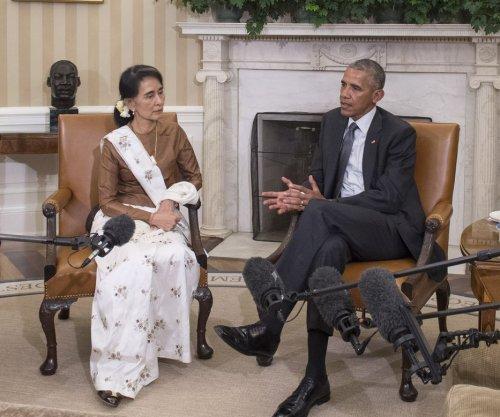 White House ends 19 years of U.S. sanctions against Myanmar