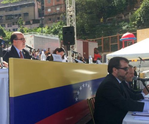 Venezuela parliament rejects Russian 'interventionist communique'