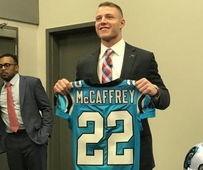2017 NFL Draft: Carolina Panthers hope Christian McCaffrey can do it all