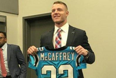 2017 NFL Draft: Carolina Panthers hope Christian McCaffrey can do it all