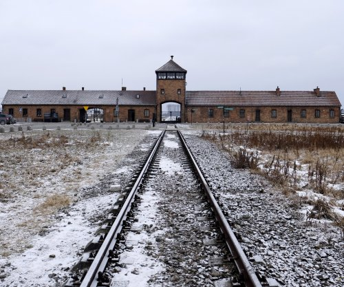 Israeli art student steals objects from Auschwitz-Birkenau