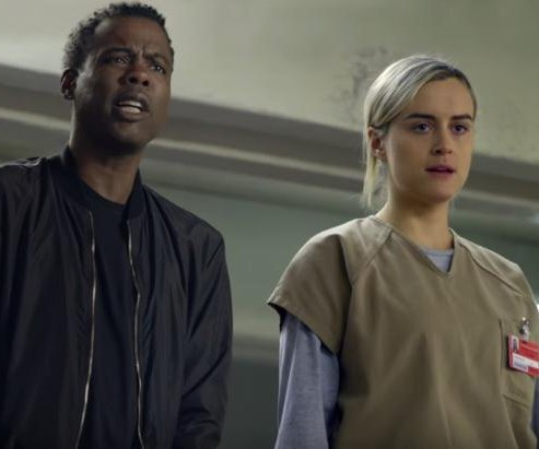 Chris Rock, Ellen DeGeneres star in Netflix crossover ad for stand-up specials