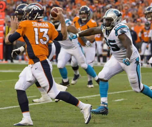 Carolina Panthers: Charles Johnson suspended for PEDs