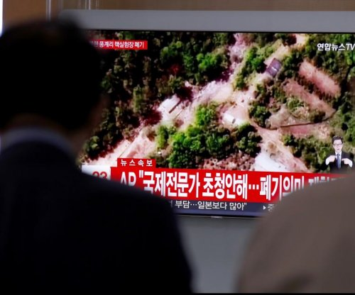 North Korea destroys parts of Punggye-ri nuclear test site