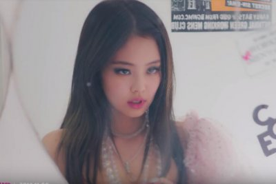Black Pink singer Jennie teases solo music video