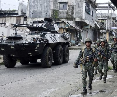 Philippine authorities mull lifting martial law in Mindanao