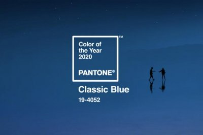 Pantone names Classic Blue the color of 2020