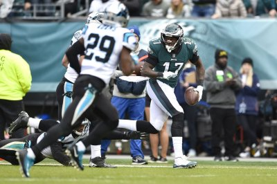 Philadelphia Eagles WR Alshon Jeffery to miss rest of season due to foot injury