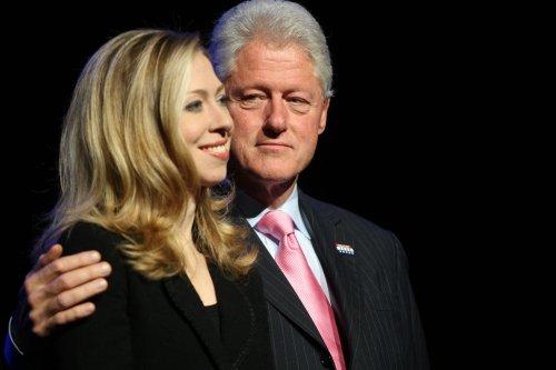 Chelsea Clinton's wedding a private affair