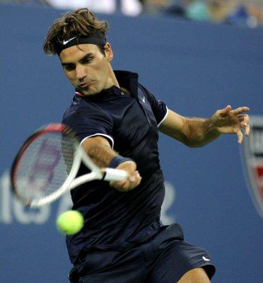 Federer wins Swiss Indoors opener