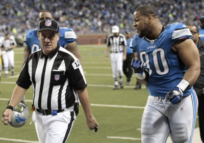 Lions' Ndamukong Suh appeals $100,000 NFL fine
