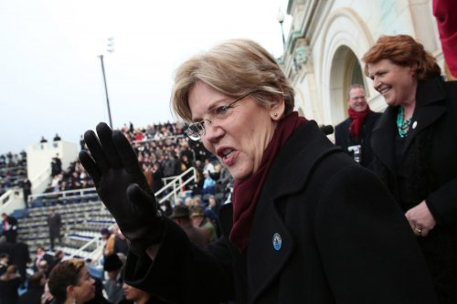 Hillary Clinton: I love Elizabeth Warren