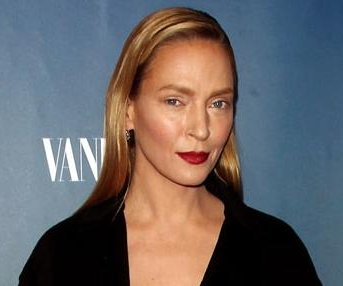 Uma Thurman on controversial red carpet look: 'Nobody liked my makeup'