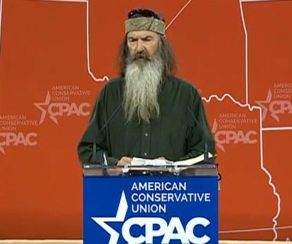 Phil Robertson declares STDs the 'revenge of the hippies'