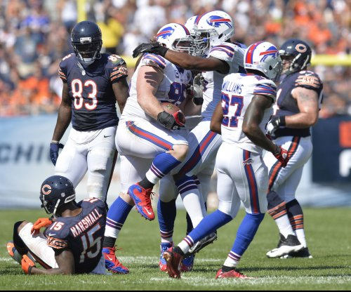 Bills DT Kyle Williams placed on IR