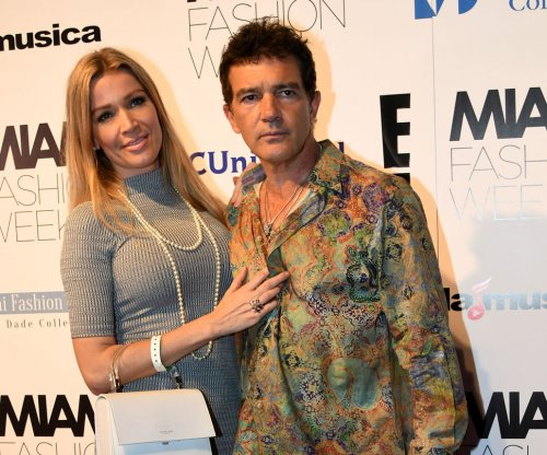 Antonio Banderas brings star power to Fashion Week in Miami
