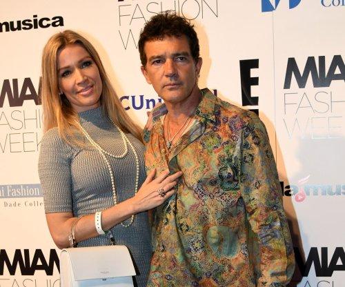 Antonio Banderas brings star power to Fashion Week in Miami