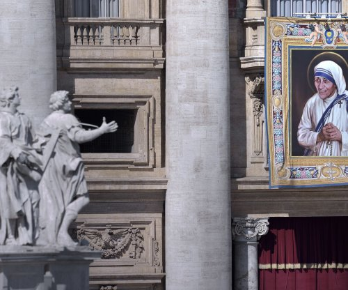 Mother Teresa declared saint in massive Vatican ceremony
