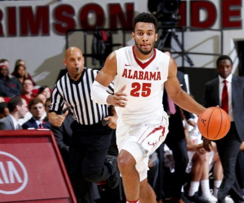 Alabama Crimson Tide F Braxton Key opts to enter NBA Draft
