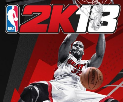 Shaquille O'Neal featured on cover of special edition NBA 2K