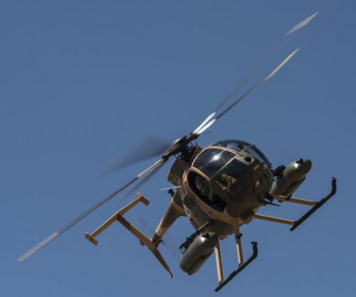 MD Helicopter contracted for 150 Cayuse Warriors for Afghan air force