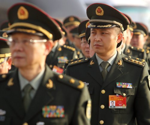 China's paramilitary police to fall under communist party control