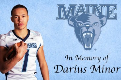 Maine freshman DB Darius Minor collapses, dies during workout