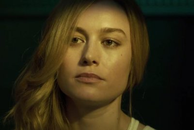 'Captain Marvel': Brie Larson crash lands on Earth in first trailer