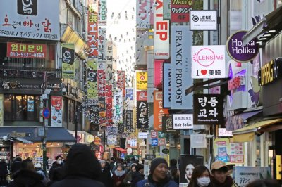 South Korea: More Chinese nationals overstayed visas in 2018