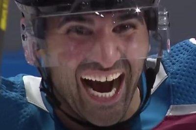 Avalanche's Nazem Kadri beats Blues at buzzer