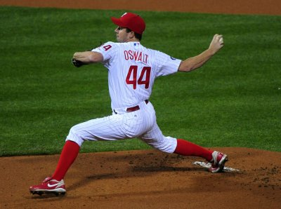 Tornadoes prompt Oswalt to leave Phillies