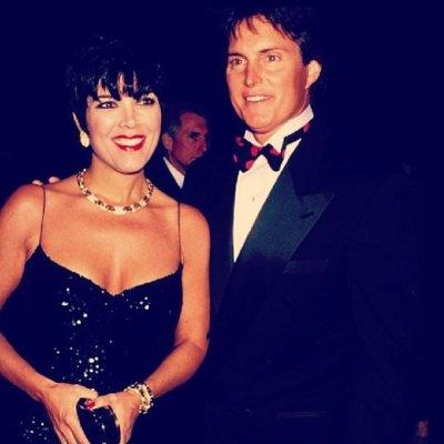 Kris Jenner congratulates Bruce Jenner on 23rd wedding anniversary