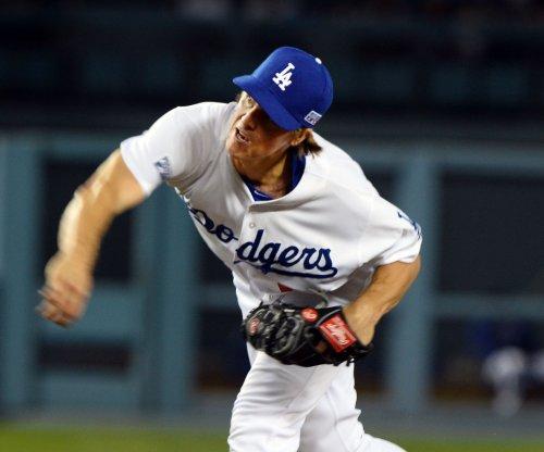 Greinke, Los Angeles Dodgers silence San Diego Padres