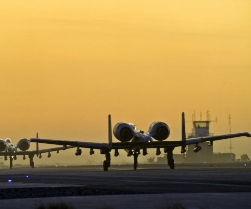 Air Force to deploy A-10s to combat Islamic State