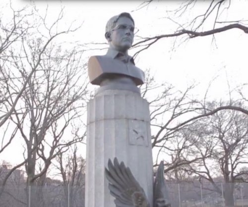 NYC removes statue of Edward Snowden erected in park
