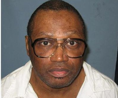Alabama death-row inmate granted last-minute stay of execution