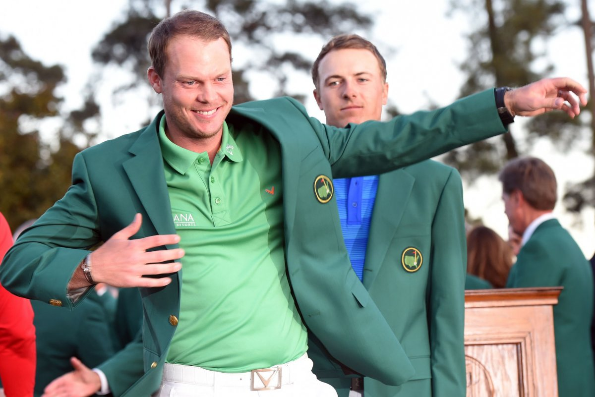 The 2017 Masters: Green jacket costs and other fun facts - UPI.com