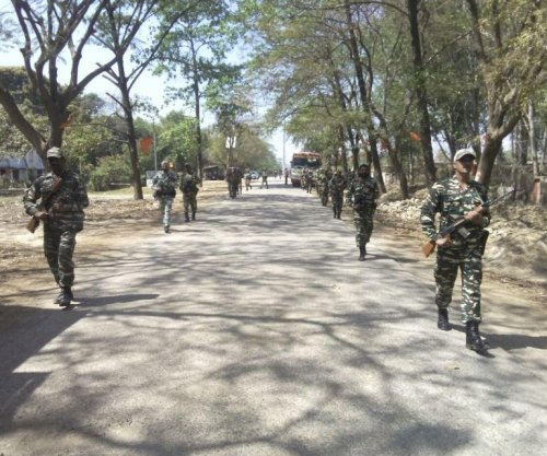 Police: Maoist communist rebels kill 25 officers in India