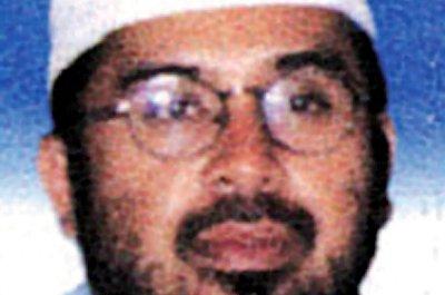U.S. charges Guantanamo inmate Hambali in Bali and Jakarta attacks