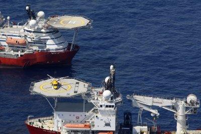 Frontier West Africa source of oil spat