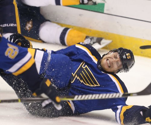 NHL notebook: St. Louis Blues lock up Colton Parayko