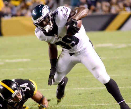 Philadelphia Eagles overtake Buffalo Bills on Byron Marshall TD