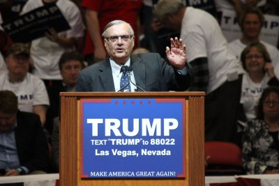 DOJ asks for case against Arpaio to be thrown out