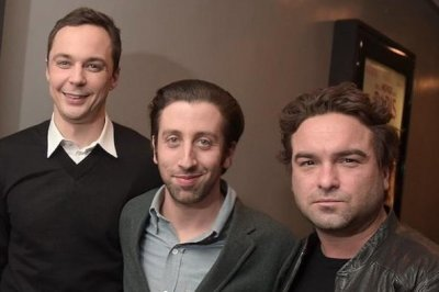 Johnny Galecki wishes Simon Helberg a happy 38th birthday