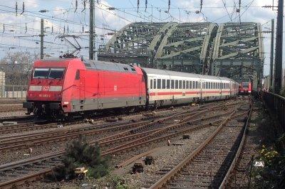 Terror suspect arrested in Austria for damaging German trains